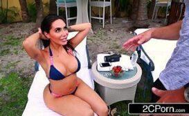 Baixar videos porno celular gratis com gostosa tomando sol