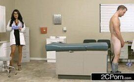 Faixa sensual de uma médica transando com paciente