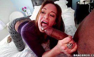Sexi com puta e seu negão delicioso