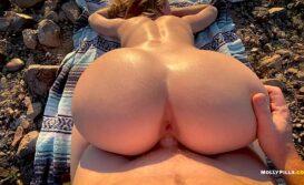 Mulheres gostosas peladas sexo ao ar livre com rabuda