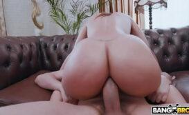 Bangbros sexo caseiro anal com novinha